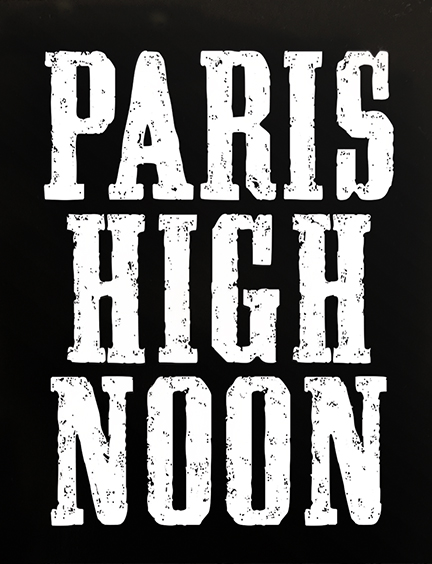 Paris High Noon