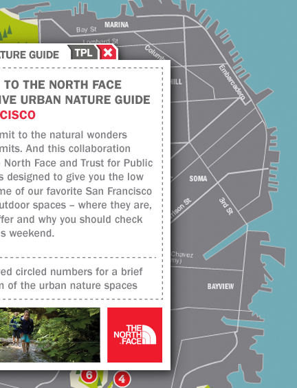 The North Face Nature Guide